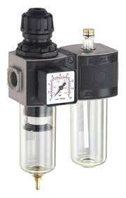 Filtri, regolatori di pressione, lubrificatori