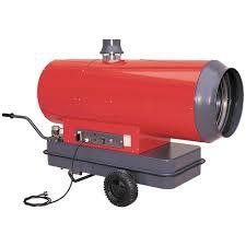 Generatori aria calda elettrici ed a gasolio