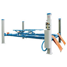 Ponti 4 colonne elettroidraulici