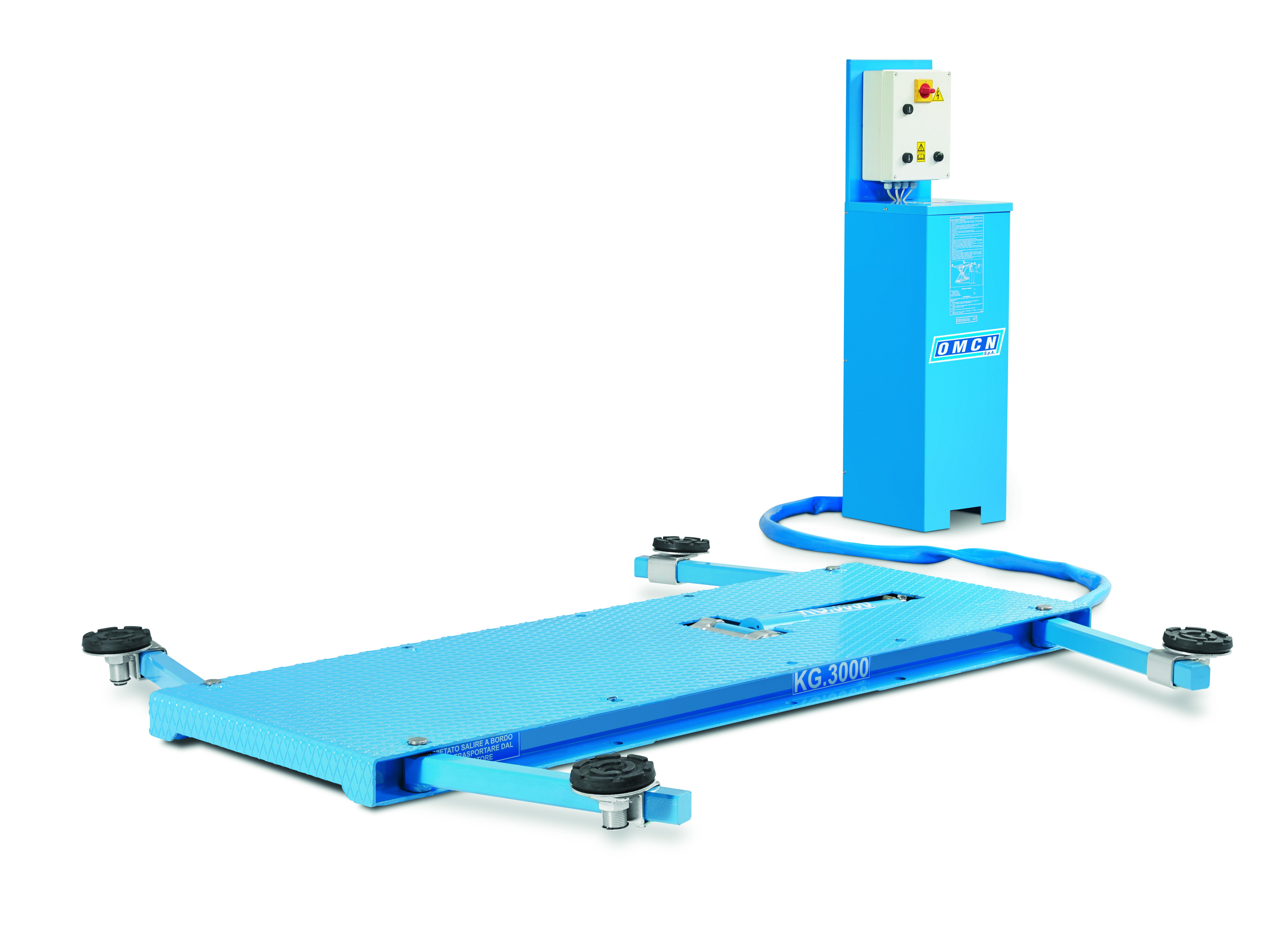 Ponte sollevatore elettroidraulico a forbice a basso for Ponte sollevatore a forbice